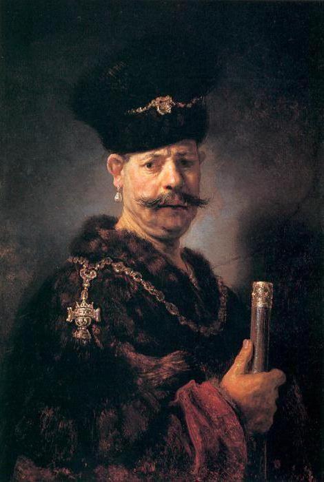 Рембрандт ван рейн твори