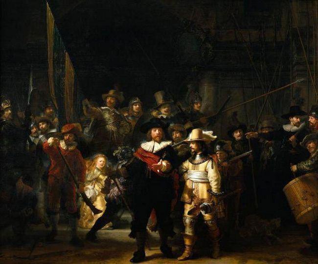 Рембрандт Харменс ван рейн
