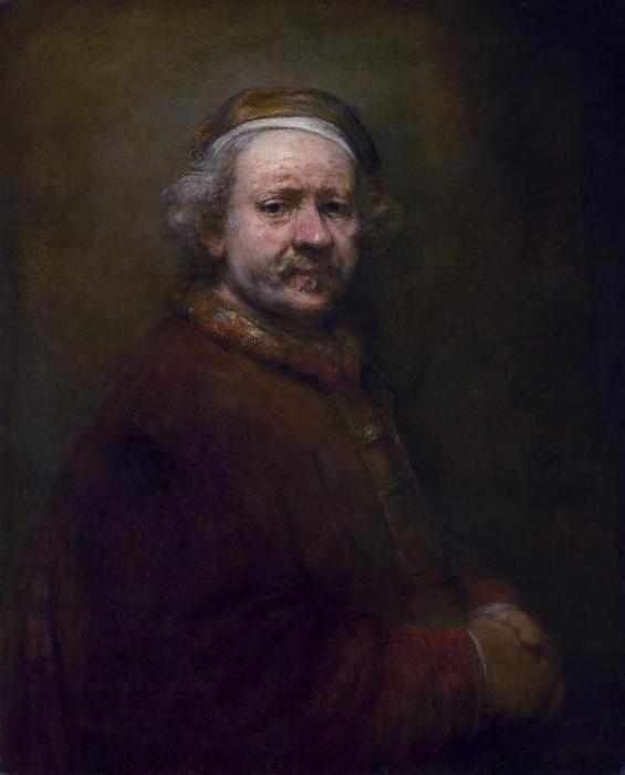 художник Рембрандт ван рейн