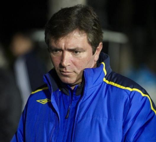 Фото - Ігор Добровольський: футболіст і тренер
