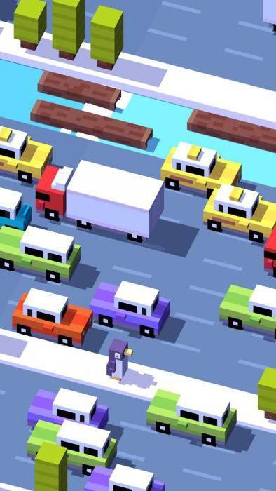 crossy road як відкрити секретного персонажа