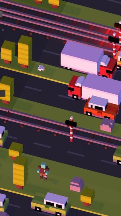 crossy road як відкрити секретних персонажів поновлення