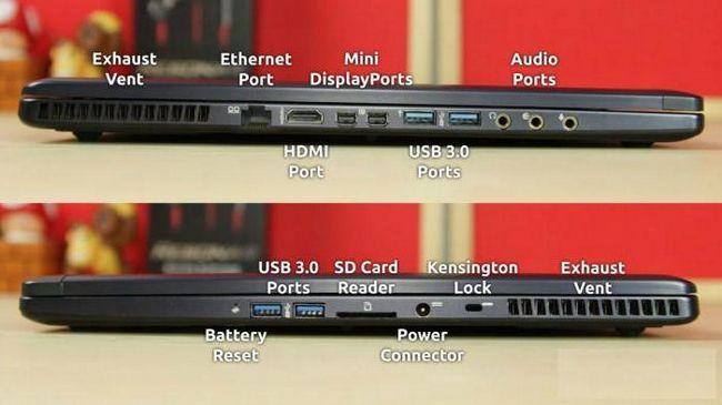 ігровий ноутбук MSI GS70
