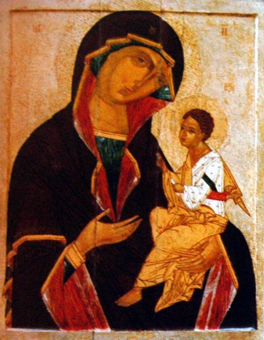 Грузинська ікона Божої Матері в Москві