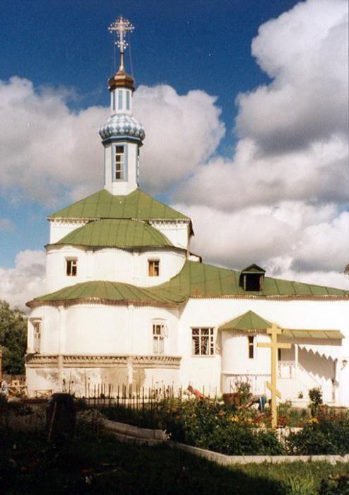 Храм ікони грузинської Божої Матері