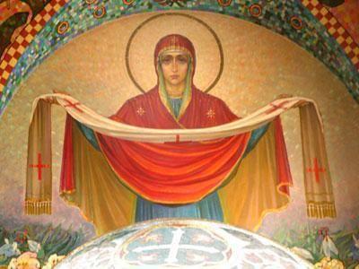 Ікона покрив пресвятої богородиці значення