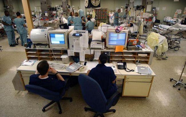 барс медична інформаційна система