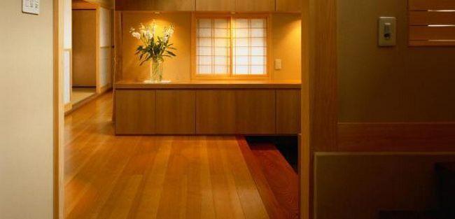 монтаж інфрачервоної теплої підлоги під ламінат