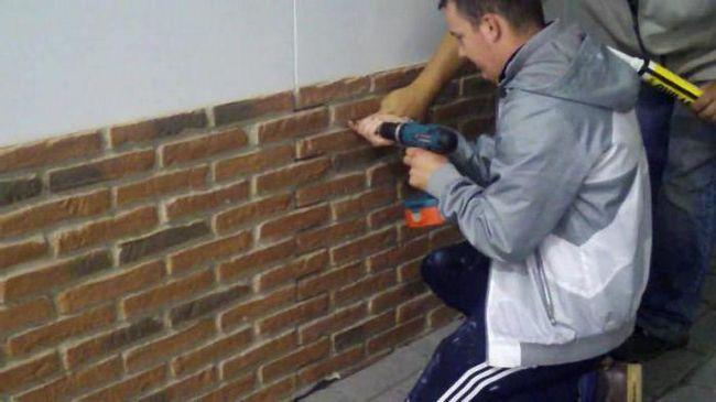 як виконати монтаж фасадних панелей своїми руками