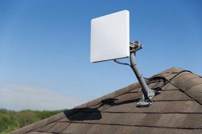 бездротовий інтернет в приватному будинку