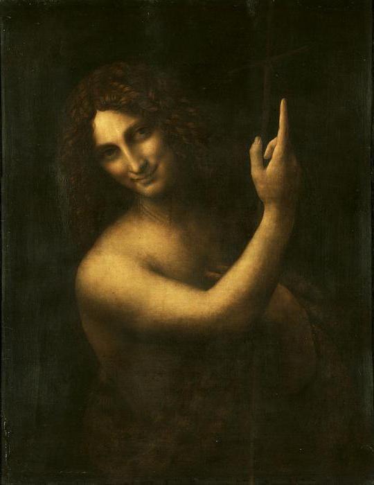 опис картини Леонардо да Вінчі