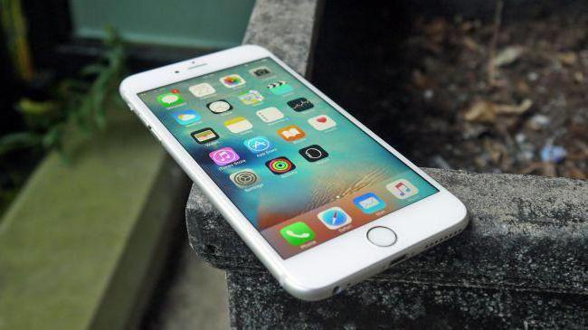 iphone 6s plus огляд