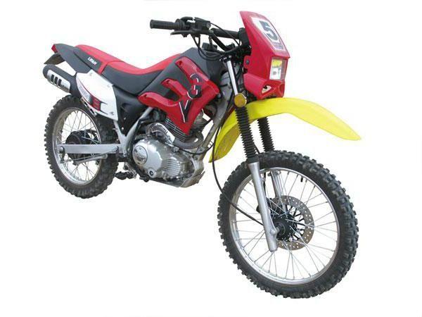 мотоцикли ірбіс 125