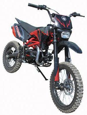кросові мотоцикли ірбіс