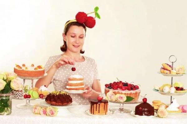 Фото - Ірина Чадеева і її чудові десерти