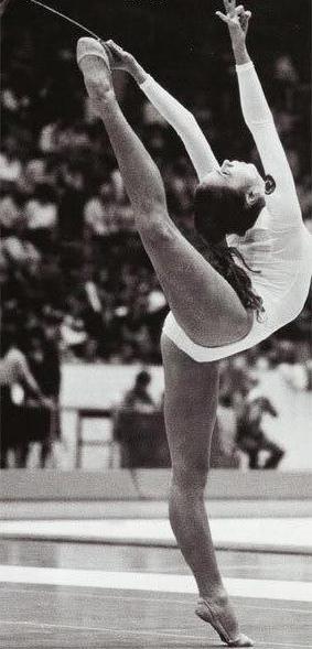 Фото - Ірина Дерюгіна: біографія і особисте життя гімнастки