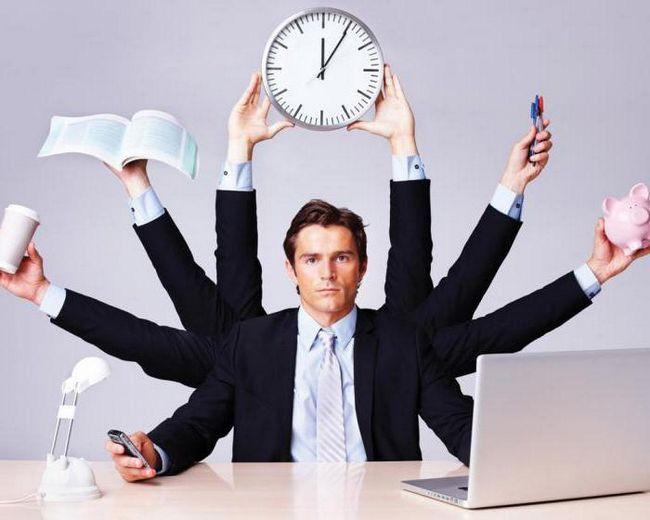 Фото - Шукайте приклад заповнення фотографії робочого дня?