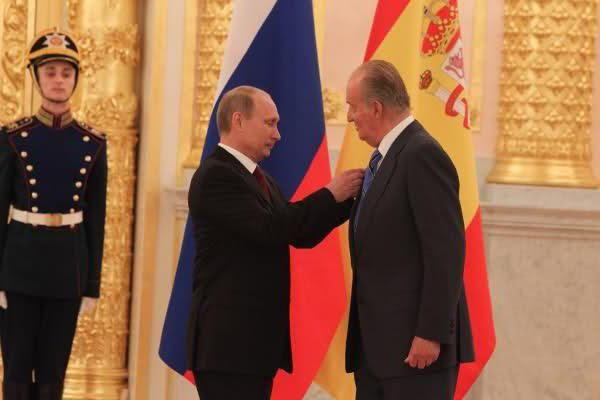 посольства і консульства Іспанії в Росії