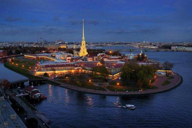 як виглядає історичний центр санкт петербурга
