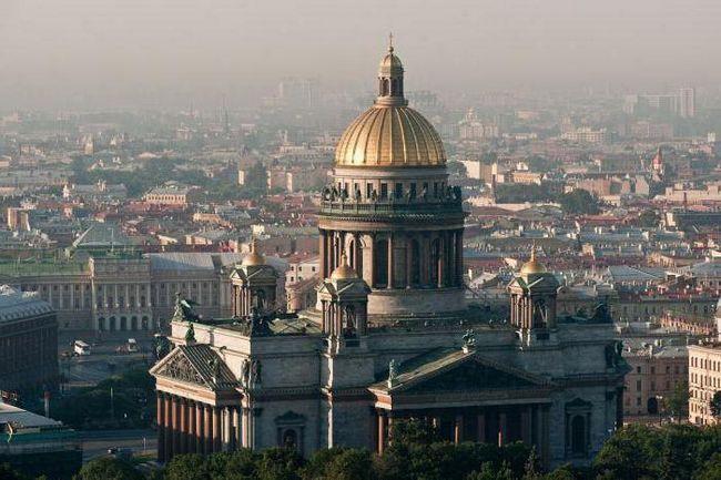 Ісаакіївський собор у Санкт Петербурзі