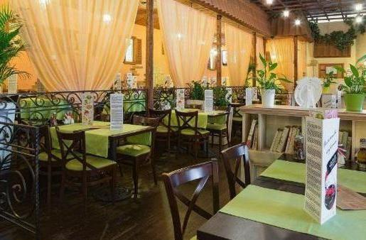 італійський ресторан Да Піно