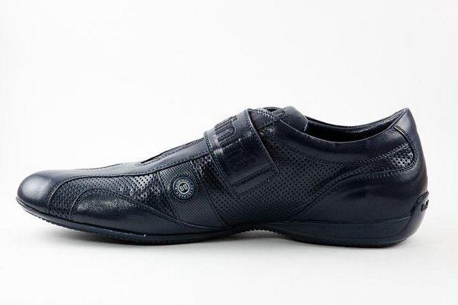 чоловіче взуття Балдініні