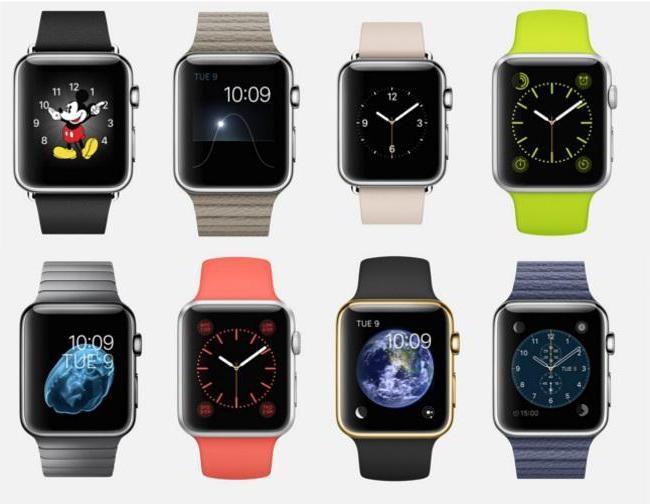 Фото - iWatch Apple. Розумний годинник. Характеристики та відгуки