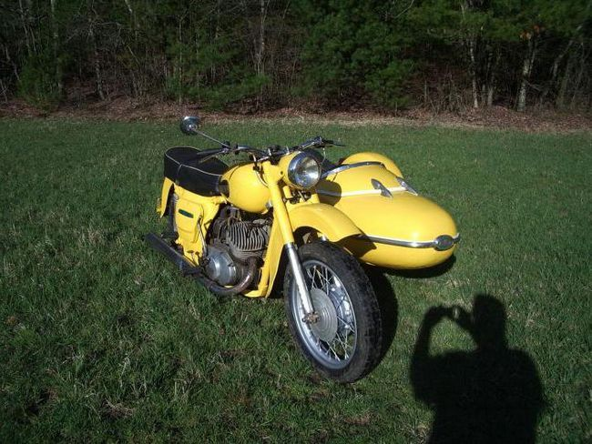 мотоцикл іж юпітер 2