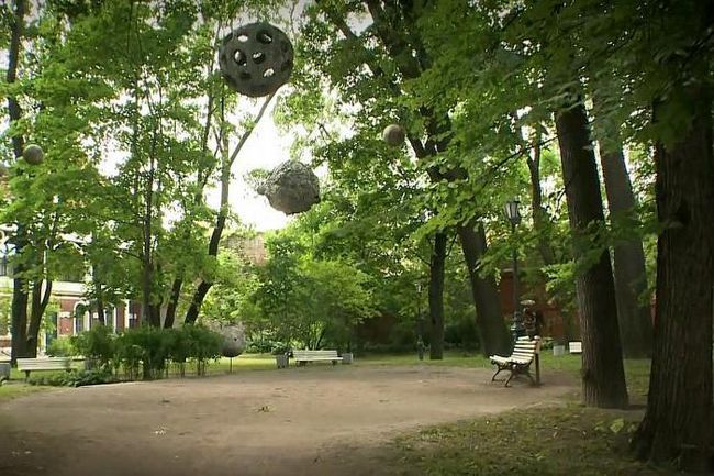 Фото - Ізмайловський сад, або
