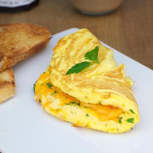 яєчня по французьки рецепт