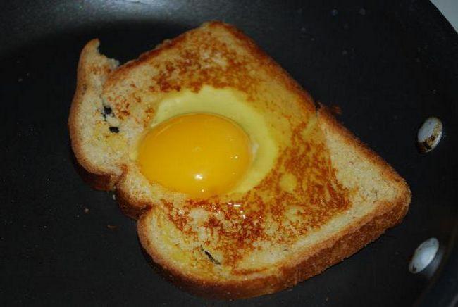 яєчня по французьки фото
