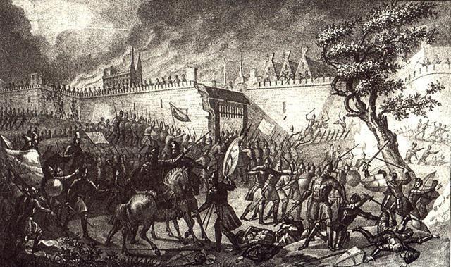 ям Запольського перемир'я з Польщею