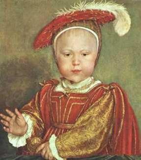 Король Едуард vi