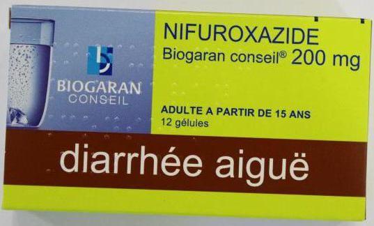 антибіотики при отруєнні