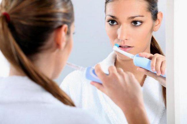 дитяча зубна щітка електрична braun oral b