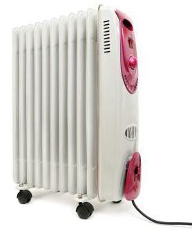радіатори електричні настінні