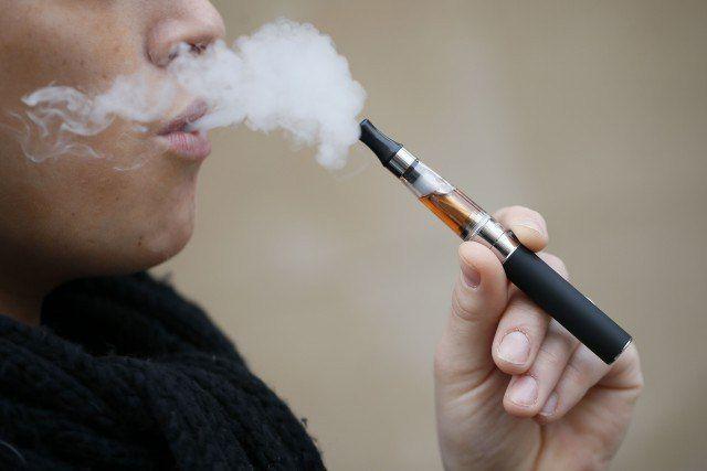 Шкода від електронних сигарет