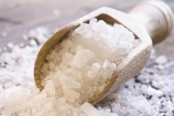 Епсом сіль