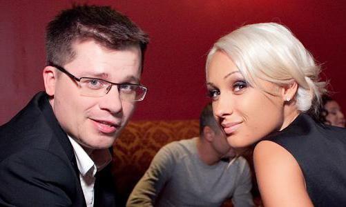 Гарік Харламов і юлия Лещенко