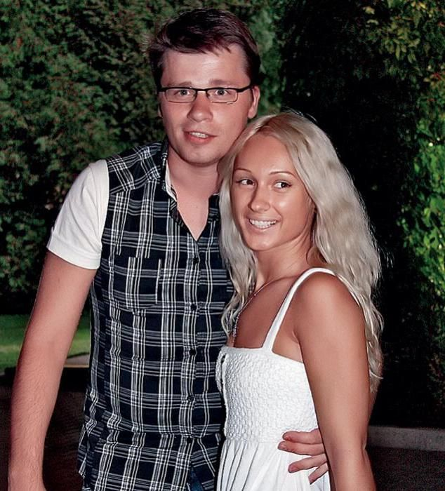 колишня дружина Харламова юлия Лещенко