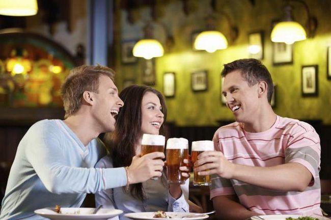 до чого сняться п'яні люди