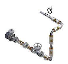 резистивний гріючий кабель