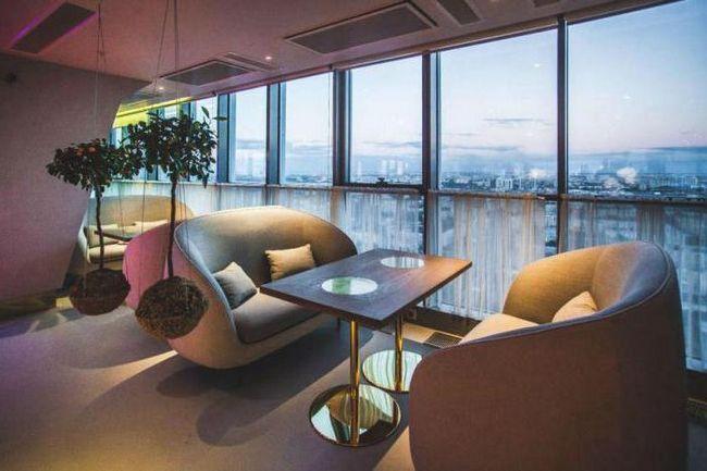Фото - Кафе і ресторани з панорамним видом (СПб): список, опис та відгуки