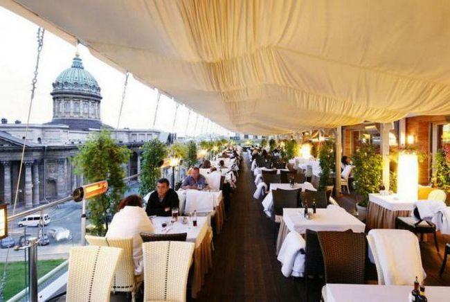 ресторани спб з панорамним видом для весілля