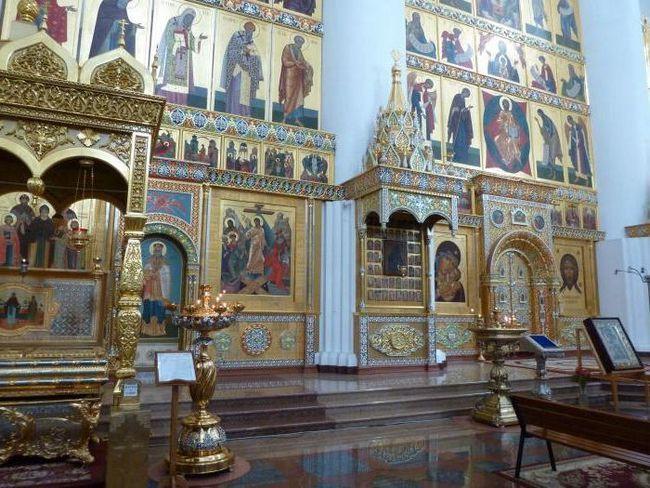 Воскресенського кафедрального собору арзамас