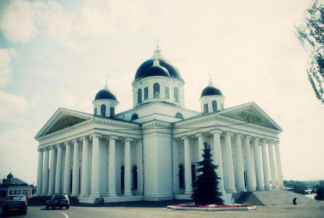 кафедральний собор в Арзамасі