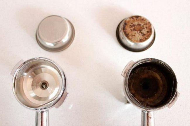 засіб від накипу для кавомашини saeco
