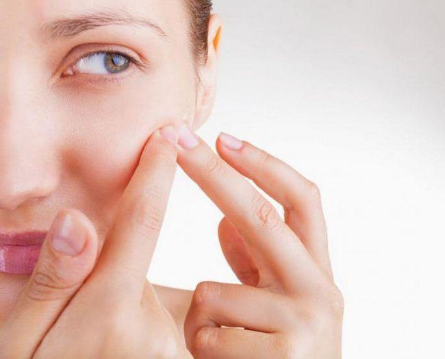 чистка обличчя содою