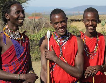 як лікувати головний біль в африці