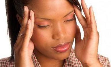 як вилікувати головний біль в африці